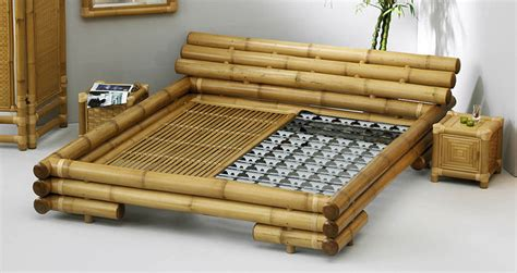 bett 140x190 beyond the curtain of time bamboo furniture beds for sale