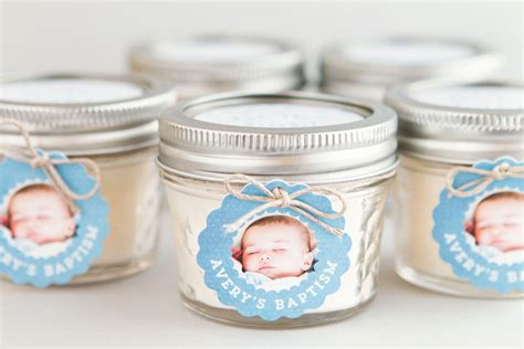 Handmade Baptism Favors - diy baby christening favors diy do it your self