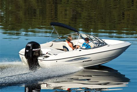stingray 191rx outboard boating world - Stingray Boats Outboard