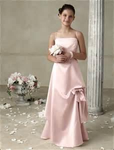 Junior flower girl bridesmaid dresses