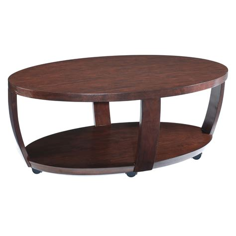 ovaler couchtisch holz magnussen t1579 sotto wood oval coffee table at hayneedle