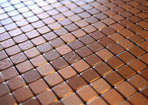 Peel And Stick Backsplashes For Kitchens by Copper Tiles The Tile Home Guide