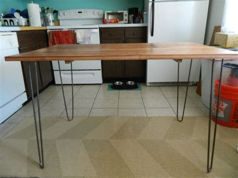 ikea hack dining table ikea dining table hack hairpin project inspiration