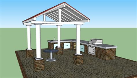covered pergola plans design diy how to build 12 x24 pergola design howtospecialist how to build step by
