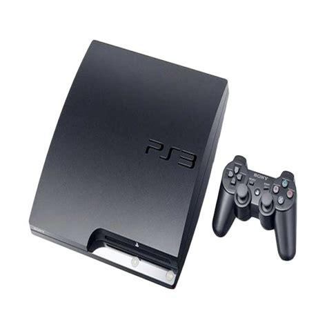 Sony Ps3 Hardis 120gb Baru Fullgame Garansi jual sony ps 3 slim seri 3xxx ode 120gb hdd 160gb fan 2 stick