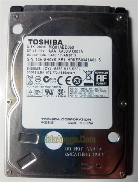 Hardisk Eksternal Netbook cara mengubah harddisk laptop menjadi harddisk