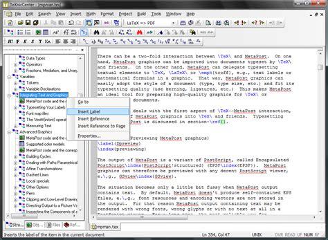 latex software full version free download texniccenter
