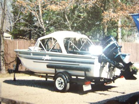 1984 sylvan boats for sale 1984 16 foot sylvan sportmaster fishing boat for sale in