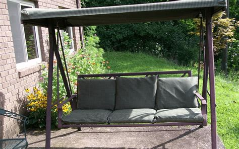 How To Make A Porch Swing Covers Replacement
