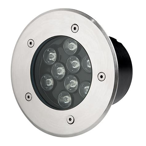 Led Well Lights by Led In Ground Well Light 9 X 1w High Power Rgb Leds Led Landscape Lighting Bright Leds