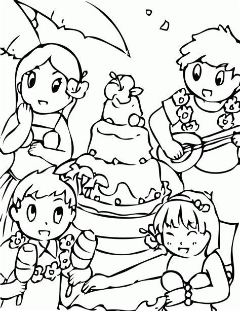 luau coloring pages birthday printable luau free coloring pages az coloring pages