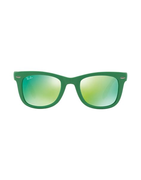 green sunglasses ban sunglasses in green lyst