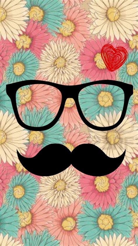 imagenes hipster retro hipster mostacho vintage flower love vintage