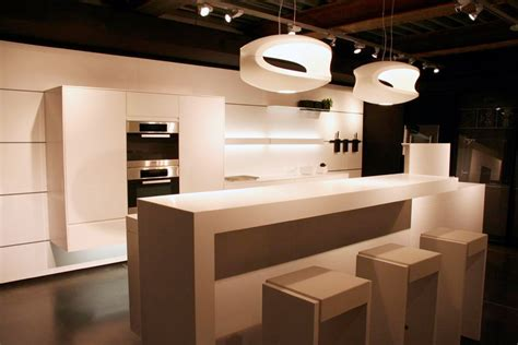 Futuristic Kitchen Designs Futuristic Kitchen Design By Eggersmann Digsdigs