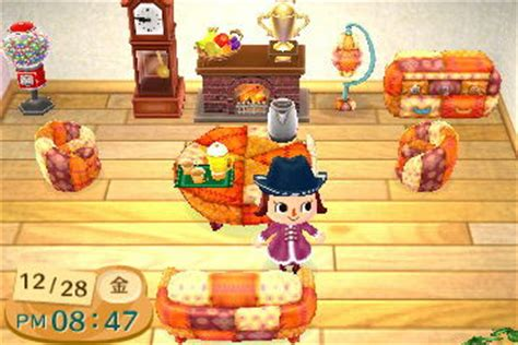 Animal Crossing New Leaf Furniture by Patchwork Items Animal Crossing Wiki