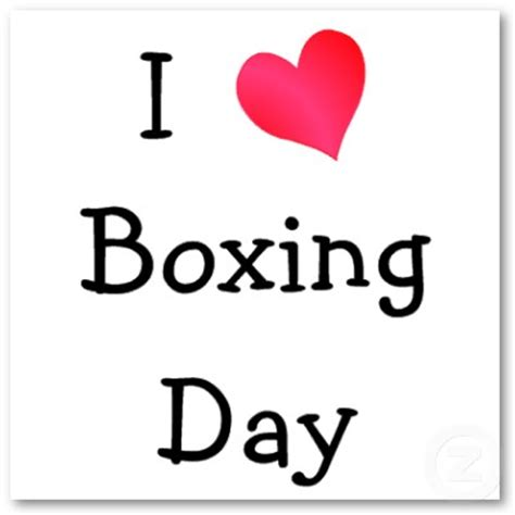 boxing day why it is called boxing day what is boxing