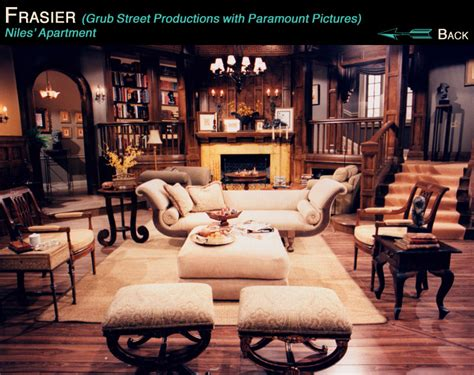 frasier living room frasier crane apartment quotes