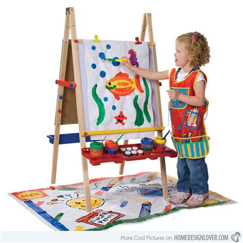 easel for toddlers 20 kids art easels for future da vincis home design lover