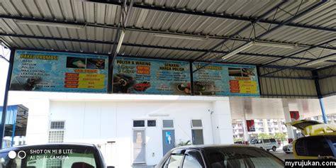 jalankan perniagaan bisnes car wash myrujukan