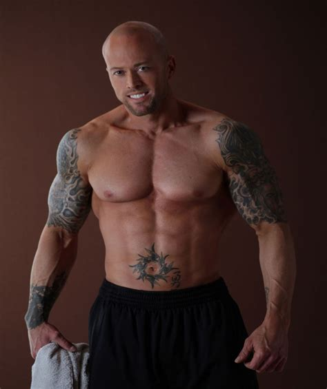 new tattoo exercise july 2012 actor model john joseph quinlan