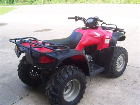 2004 honda rancher es 350 4x4 affordable workhorse used
