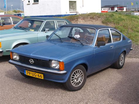 1978 Opel Kadett Photos Informations Articles