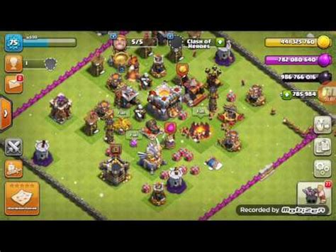coc mod sb game hacker how to download coc hack version youtube