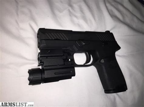 sig p320 laser light armslist for sale sig sauer 9mm p320 compact with light