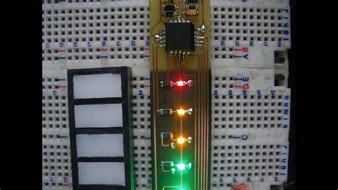 vu meter lm level meter led bar graph vu metre