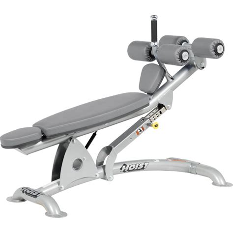 hoist adjustable bench cf 3264 adjustable decline ab bench hoist fitness