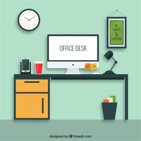 Free Office Desk Office Desk Www Imgkid The Image Kid Has It