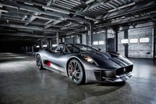 Jaguar C X75 Jaguar S Scrapped C X75 Rumored To Appear In 007 Spectre