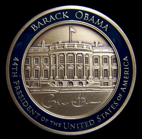 obama presidential caign how challenge coins tie in with presidents day
