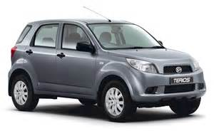Daihatsu News Daihatsu Terios 15 Advantage 4x4 Photos News Reviews