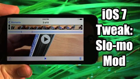 mod game ios 7 ios 7 jailbreak tweak slo mo mod free tech and geek
