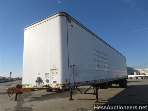 Used Floor Ls For Sale by Used 1995 Dorsey Aidt Ls Walking Floor Trailer For Sale In