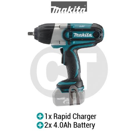 makita dtw450rme 1 2 quot 18v cordless impact wrench lxt