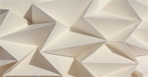 Folded Paper - paper folding thinking out loud