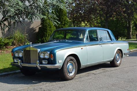 rolls royce dark blue 1976 rolls royce silver shadow 0 blue for sale rolls