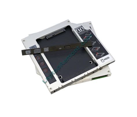 Hdd Caddy 9 5mm Sata Sata second hdd caddy 9 5mm from sata cd dvd to sata hdd 16