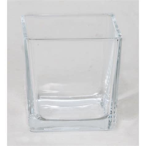 vase verre cube florimat