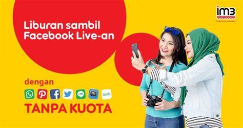 bug indosat unlimited aplikasi 2018 paket internet indosat murah cara daftar april 2018
