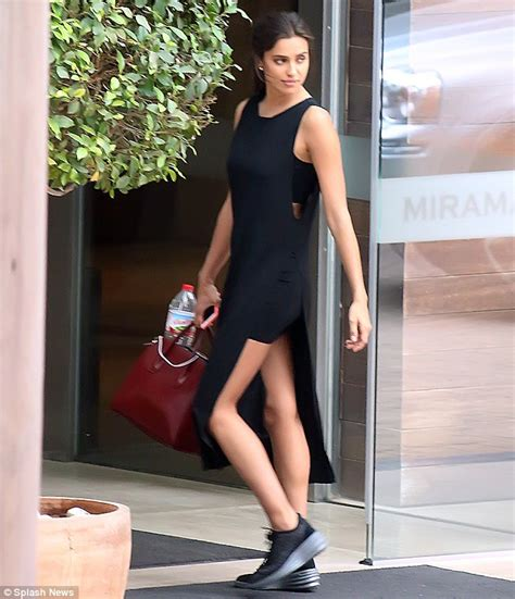 White Vanity With Black Top Irina Shayk Steps Out After Passionate Kiss With Bradley