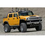 H2 Yellow Hummer Car Wallpaper  HD Wallpapers