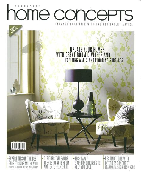 design concept magazine malaysia evorich flooring group on latest issue of home concepts