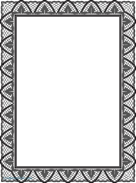 frame design islamic islamic border designs clipart best