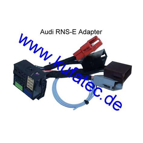 Kufatec Rns E Adapter Audi A4 Kufatec Shop Multimedia