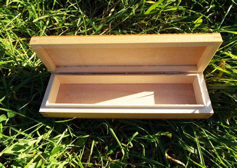 Pencil Box Handmade - wooden box balinese