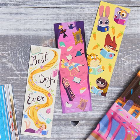 17 best images about printable bookmarks on pinterest 8 adorable disney bookmarks you can print right now