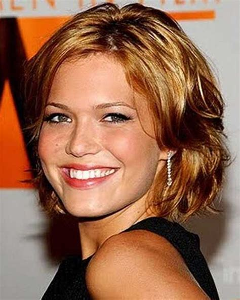 short hair for round faces in their 40s 15 best short haircuts for over 40 short hairstyles 2017